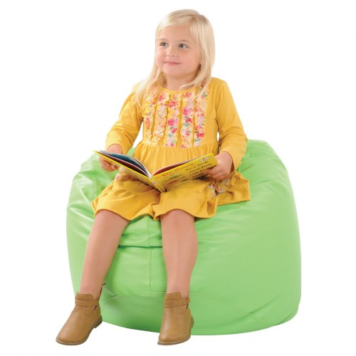 "26"" Vinyl Bean Bag Chair"