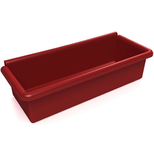 Replacement Caddy Tray - Red