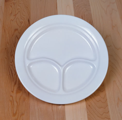 "Alternate Image #2 of 7 1/4"" Salad Plates"