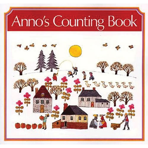 Annos Counting Book - Paperback