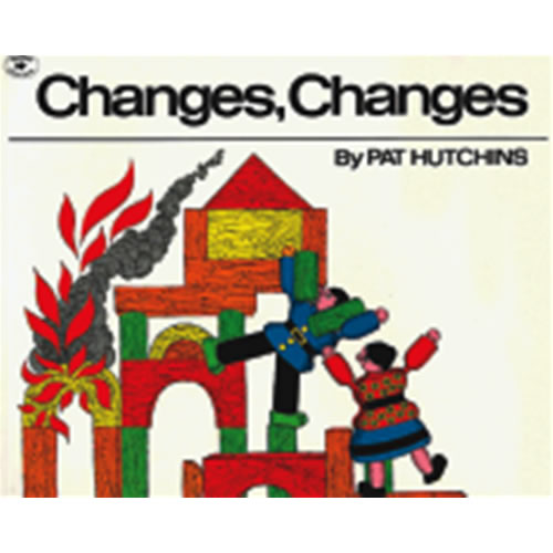 Changes, Changes - Paperback