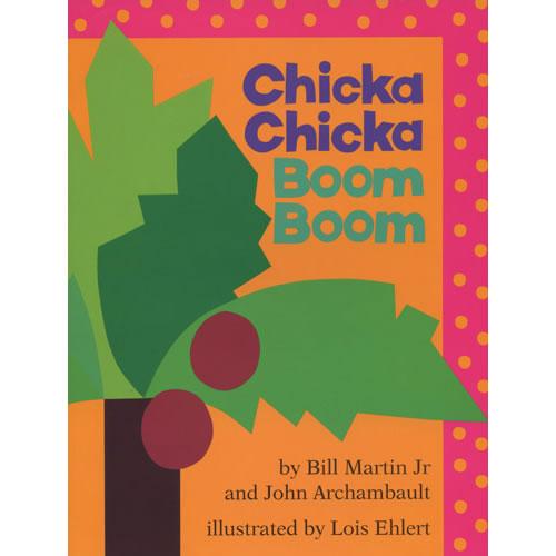 Chicka Chicka Boom Boom - Paperback - photo#25