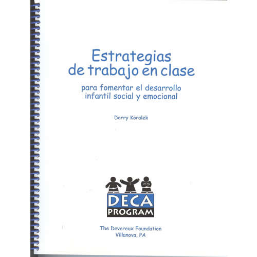 DECA Classroom Strategies Guide - Spanish