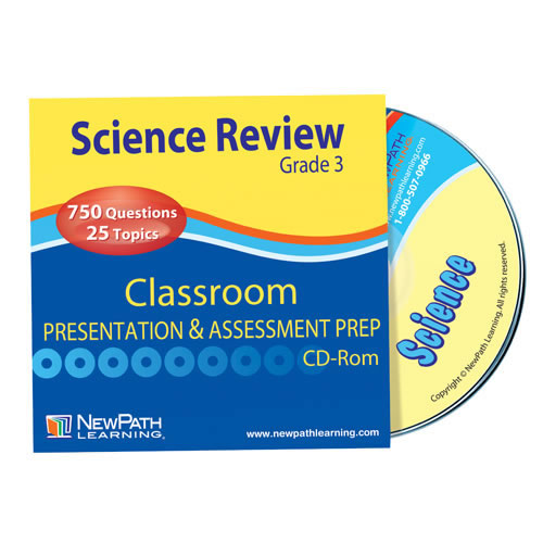 Science Interactive Whiteboard Software - Grade 3