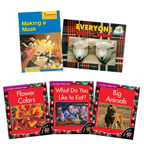 Leveled Library Set 2: Level A - Grade K