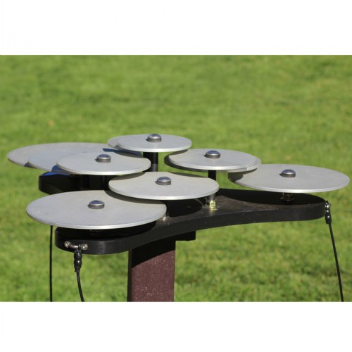 Alternate Image #2 of Lilypad Cymbals