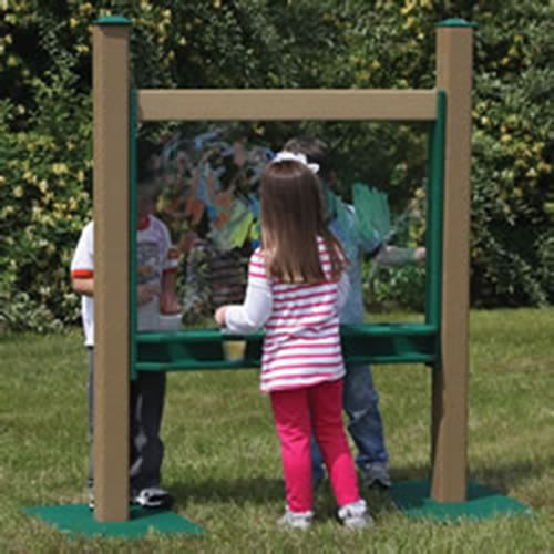 "Compact 44"" Portable Art Easel"