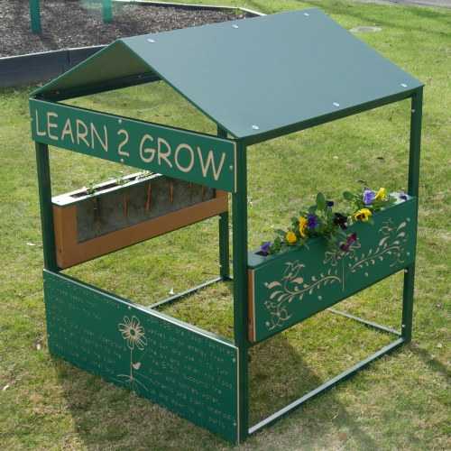 Learn 2 Grow Playhouse