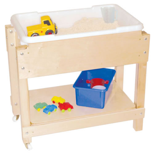 Petite Sand and Water Table with Top/Shelf