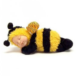 License 2 Play Anne Geddes Baby Bee