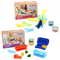 Dough Toy Maker and Extruder