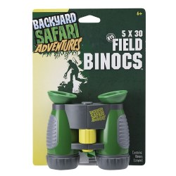 Backyard Safari Adventures™ Field Binoculars
