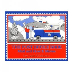The Post Office Book - Paperback