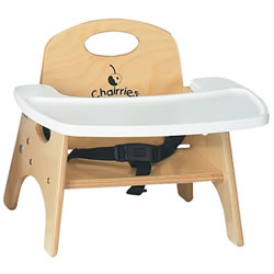 5 Inch High Chairrie® with Tray