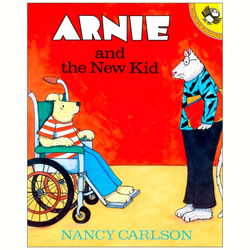 Arnie And The New Kid - Paperback Book