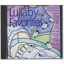 Lullaby Favorites CD