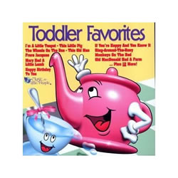 Toddler Favorites CD