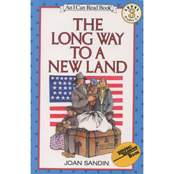 The Long Way to A New Land - Paperback