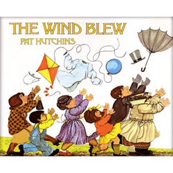 The Wind Blew - Paperback