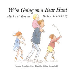 We're Going on a Bear Hunt - Paperback
