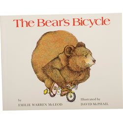 The Bear's Bicycle - Paperback