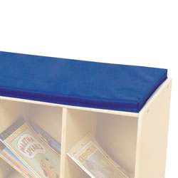 Bench Cushion - Blue