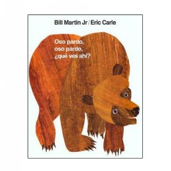 Brown Bear Brown Bear - Spanish Hardcover