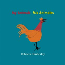 My Animals / Mis Animales - Bilingual Board Book