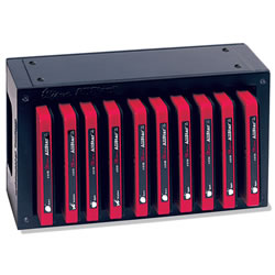 Bigz Die 10-Slot Storage Rack