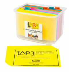 LAP-3™ Activity Cards