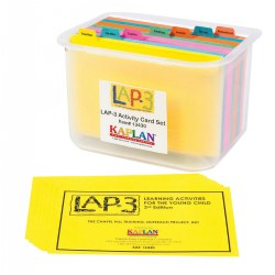 LAP™-3 Activity Cards