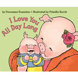 I Love You All Day Long - Paperback