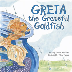 Image of Greta The Grateful Goldfish - Big Book