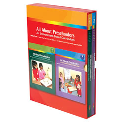 All About Preschoolers, 2nd Edition - 2 Book Set