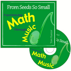 Experiencing Math Through Music CD