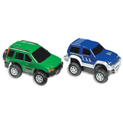 Kidoozie Motorized Mobiles for Build a Road Sets