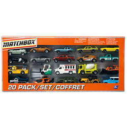 MATCHBOX® Adventure Vehicle 20 Pack