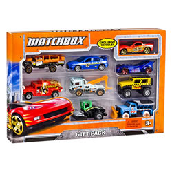 MATCHBOX® Adventure Gift Pack Assortment