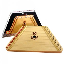 The Music Maker Easy Play Lap Harp