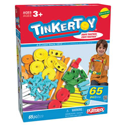 Tinkertoy 65 Piece Essential Set
