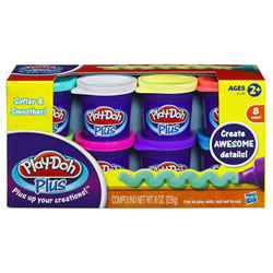 Play-Doh® Plus 8-Pack