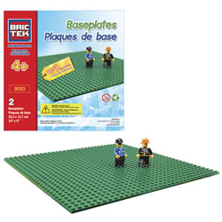 Brictek® Building Blocks Baseplates