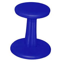 "Toddlers Wobble Chair 10"" Blue"