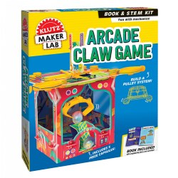 Maker Lab Arcade Claw Game