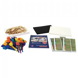 Learn It By Art: Math Art Integration Kit - 3rd Grade