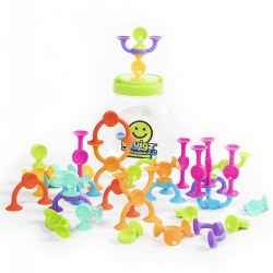 Squigz™ 2.0 Suction Construction Building Set