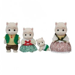 Calico Critters™ Woolly Alpaca Family