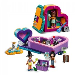 LEGO® Friends Heartbox - Andrea & Friendship Pack