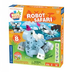 Kids First Robot Safari Building Kit