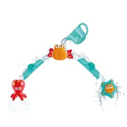 Bath Cascade Dancing Sea Creature Water Play Set